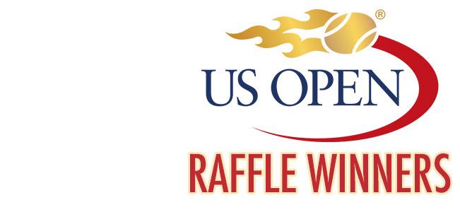 2016 U.S. Open Raffle Tickets ~ Winners Announced!