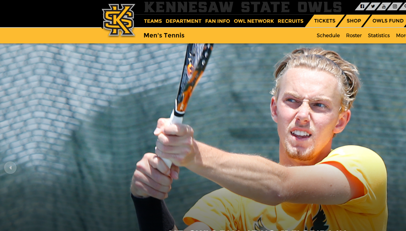 Kennesaw State University Tennis & SPT Athletes Clinic