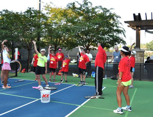 SPECIAL POPS TENNIS OPENS FALL ACADEMIES