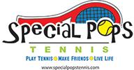 Special Pops Tennis Logo