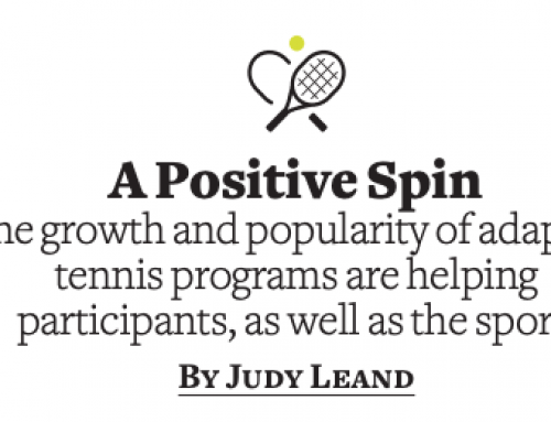 Tennis Industry Magazine Article