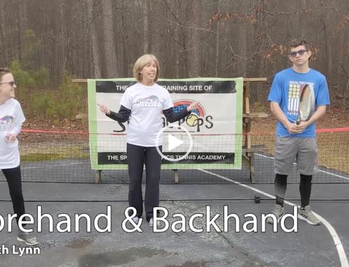 4: Forehand-Backhand
